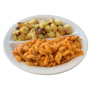 Polpette e Patate al forno - Pausa Pranzo Loyal