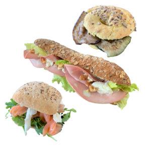 Panini Gourmet - Pausa Pranzo Loyal