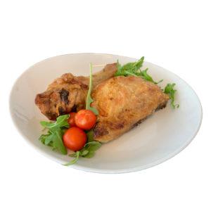 Pollo arrosto secondo Pausa Pranzo Loyal